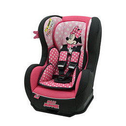 Disney Minnie Mouse Cosmo SP Luxe Group 0+-1 Car Seat Reviews