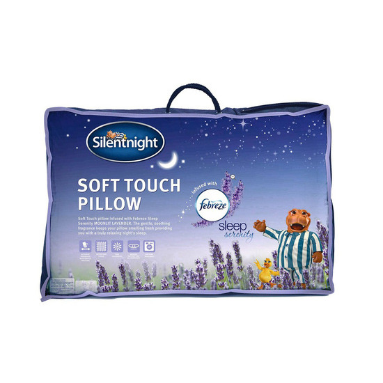 Silentnight Febreze Soft Touch Pillow