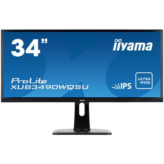 Liyama XUB3490WQSU-B1