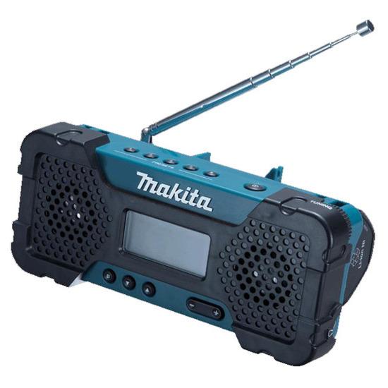 Makita MR051 Blue 10.8V li-ion Radio (Body Only)