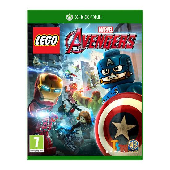 XBOX ONE LEGO Marvel Avengers