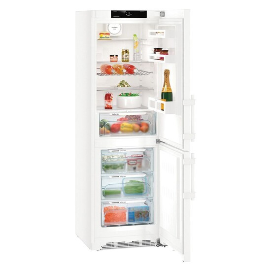 Liebherr CN4315 Fridge Freezer Freestanding NoFrost 321 litre White