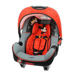 Disney Mickey Mouse BeoneSP Luxe Group 0+ Car Seat Reviews