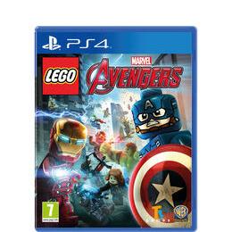 LEGO Marvel Avengers Reviews