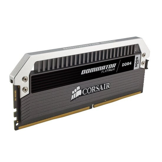 Corsair Dominator Platinum 16gb Kit (2x8gb) DDR4 CMD16GX4M2B3000C15