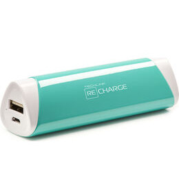 Recharge 2600 Universal USB Travel Charger - Turquoise Reviews