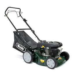 Webb R41SP Lawnmower Rotary Self Propelled 4 Stroke Petrol 41cm Reviews