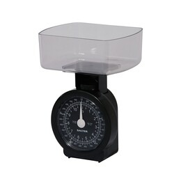Salter Compact Mechanical Kitchen Scales - Black Reviews
