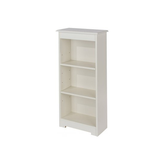Core Products Banff BN919 Low Narrow Bookcase