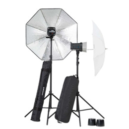 Elinchrom D-Lite RX 2/2 Umbrella To Go Set Reviews