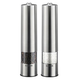 Salter Stainless Steel Electric Salt & Pepper Mills Reviews
