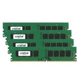 Crucial 32GB Kit (8GBx4) DDR4 288pin Memory