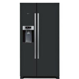 Neff KA3902B20G Side by Side Fridge Freezer Black Reviews