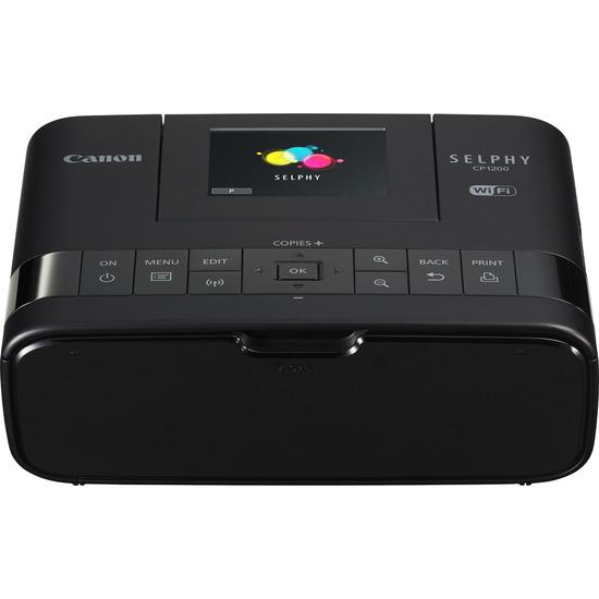 CANON Selphy CP1200 Wireless Photo Printer