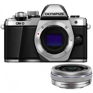 Photo of Olympus OM-D E-M10 Mark II Digital Camera With 14-42MM F/3.5-5.6 EZ Lens Kit Digital Camera