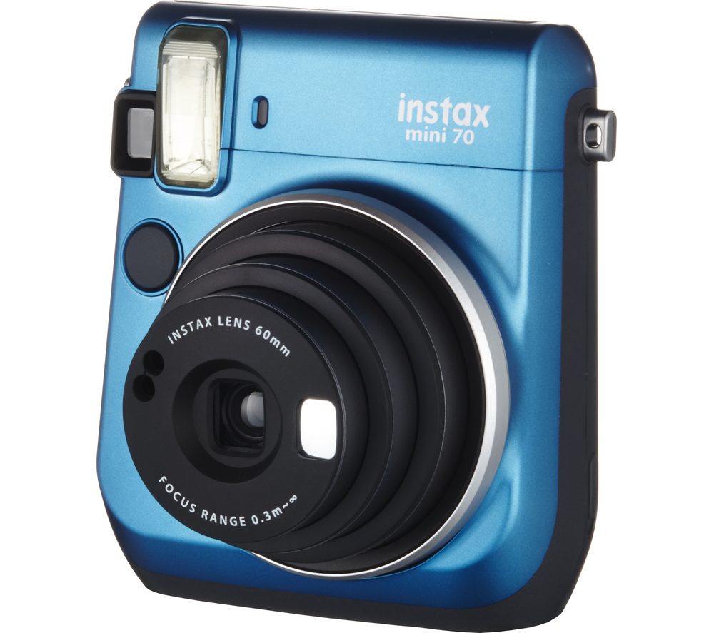 Buy INSTAX Mini 70 Instant Camera - 10 Shots Included