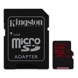 Kingston SDCA3/64GB Reviews
