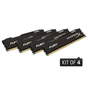 Photo of Kingston HyperX FURY HX421C14FBK4 Memory Card