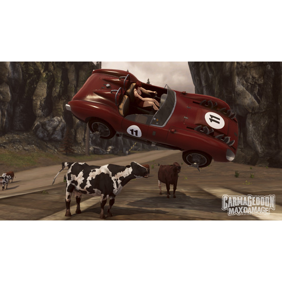 Carmageddon Max Damage