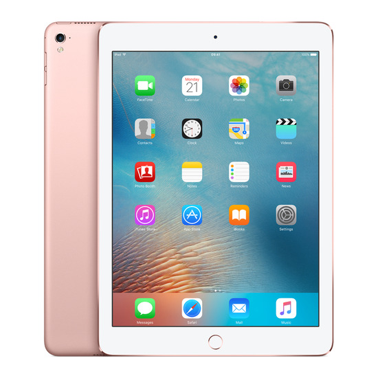 9.7 iPad Pro - 128 GB, Rose Gold
