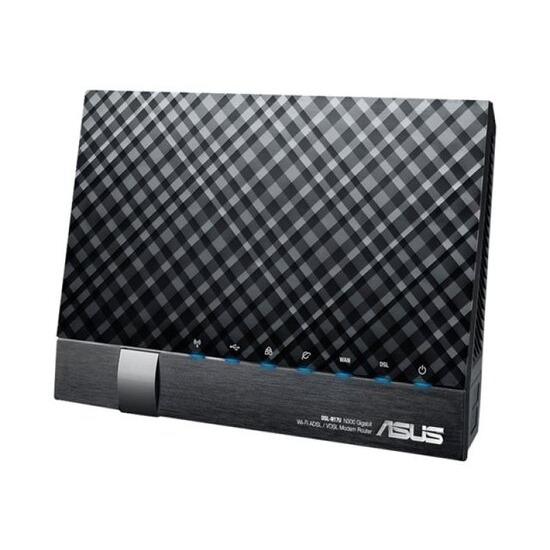 ASUS DSL-N17U Wireless Modem Router