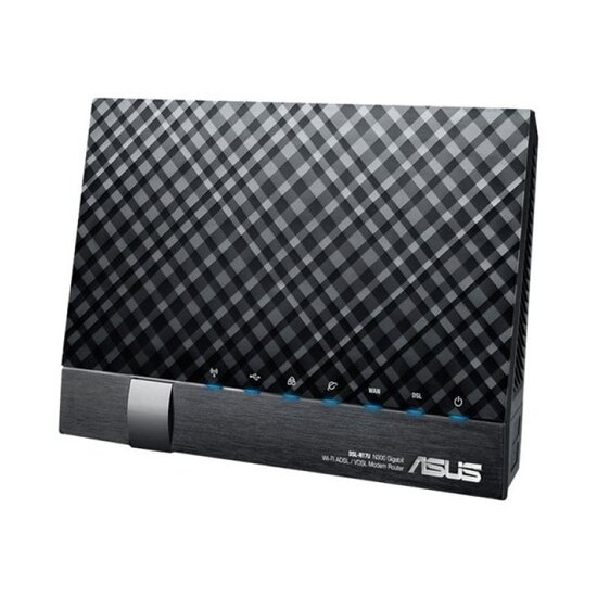 ASUS DSL-N17U Wireless Modem Router