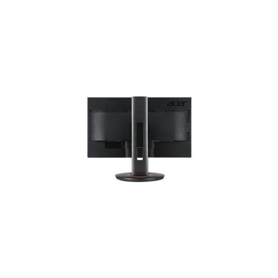 Acer XF240HBMJDPR 16_9 FHD FreeSync 1ms LED DVI-DL HDMIMHL DisplayPort Speakers Height adj. Pivot 24 Monitor