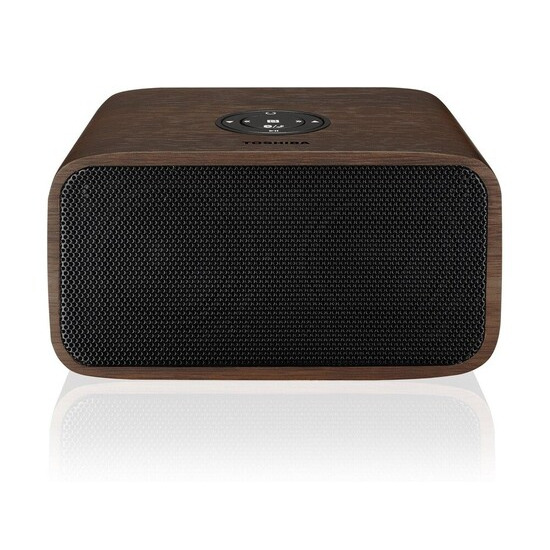 TOSHIBA Portable Wireless Bluetooth Stereo Speaker