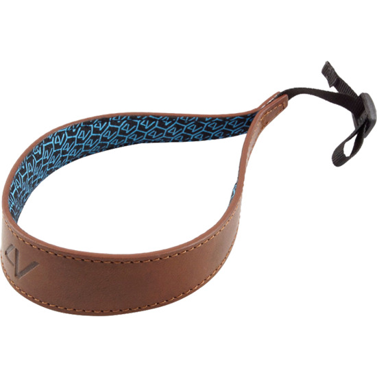 4V Design Ergo Wrist Strap Universal Fit - Brown / Brown