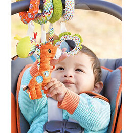 Infantino Go GaGa Spiral Car Seat Activity Toy Reviews
