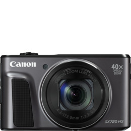 Canon PowerShot SX720 HS Reviews