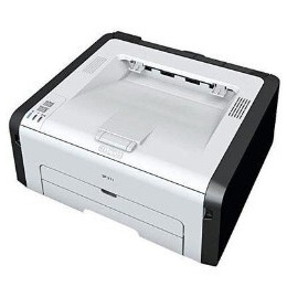 Ricoh SP211 Mono Laser Printer USB 22ppm 1200x600dpi 150 sheet paper tray Reviews