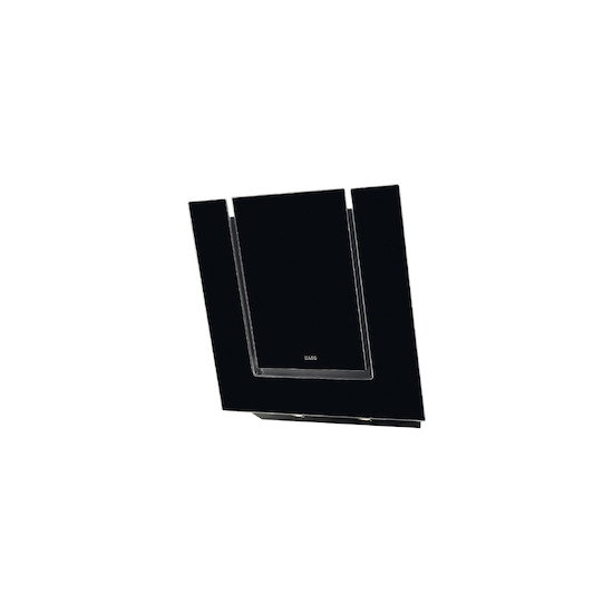 AEG X65165BV10 Chimney Cooker Hood - Black