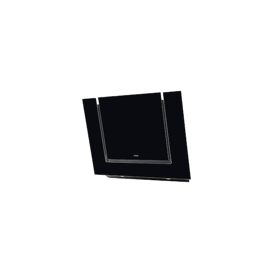 AEG X68165BV10 Chimney Cooker Hood - Black