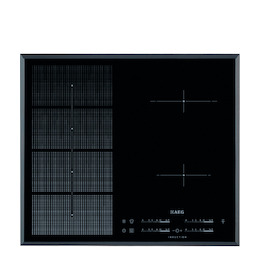 AEG HKP65410FB Black 4 zone induction hob Reviews