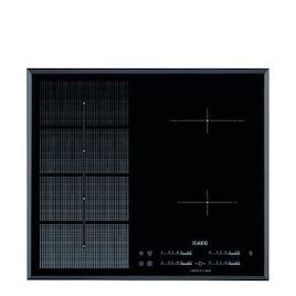 AEG HKP65410FB Black 4 zone induction hob Reviews