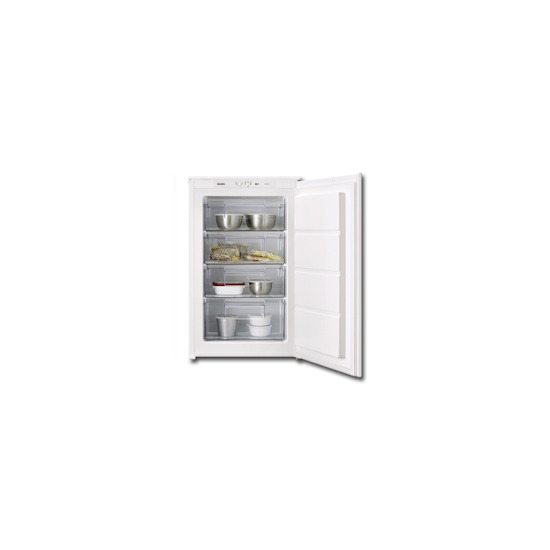 AEG AGS58800S1 White Built in integrated freezer