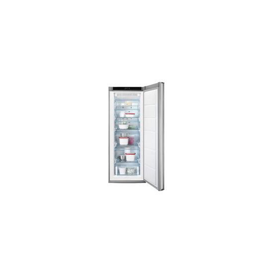 AEG A72020GNX0 Stainless steel Freestanding frost free freezer