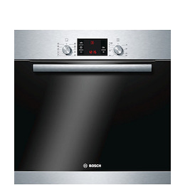 Bosch Serie 6 HBA73R150B Single Oven - Stainless Steel Reviews