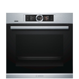 Bosch Serie 8 HBG6764S6B Electric Smart Oven - Stainless Steel Reviews