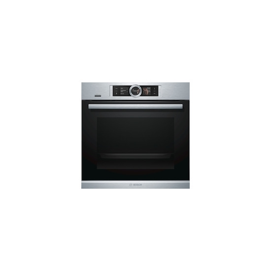 Bosch Serie 8 HBG6764S6B Electric Smart Oven - Stainless Steel