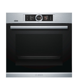 Bosch HRG6769S6B Stainless steel Pyrolitic single oven Reviews