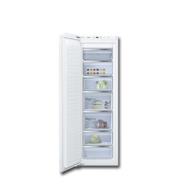 Bosch GIN81AE30G White Built freezer with decor panel Reviews