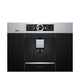 Bosch CTL636ES6 Stainless steel Built in coffee machine Reviews