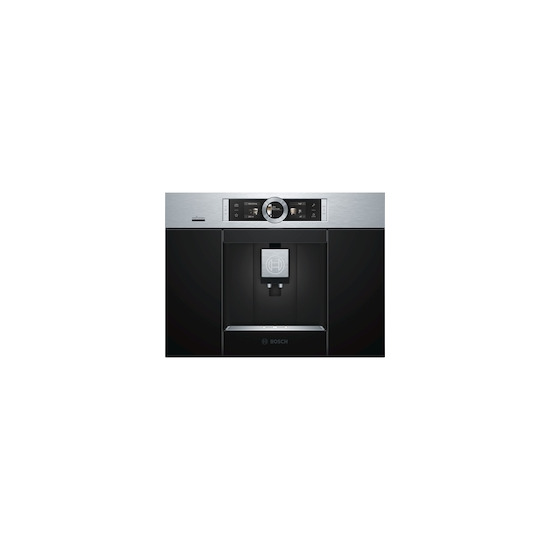 Bosch CTL636ES6 Stainless steel Built in coffee machine