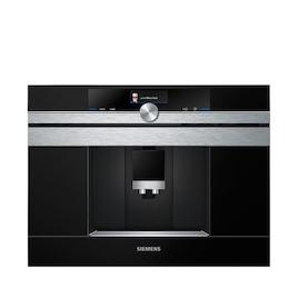 Siemens CT636LES6 Stainless steel Built in coffee machine Reviews