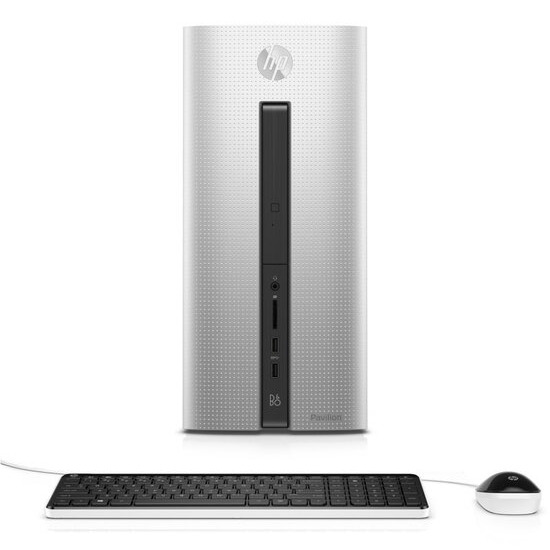HP Pavilion 550-170na Desktop Intel Core i7-6700 3.4GHz 8GB RAM 2TB HDD DVDRW Intel HD WIFI Windows 10 64bit
