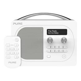 Pure EVOKED4-GLACIER Radio Reviews
