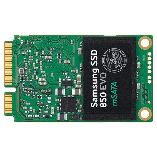 Samsung 850 EVO mSATA SSD 500GB