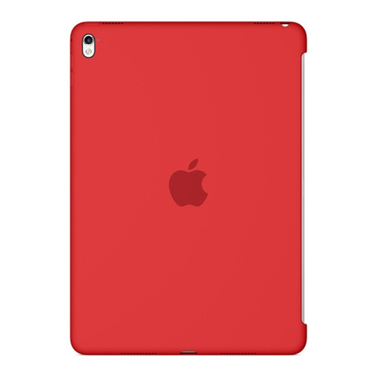 Silicone iPad Pro 9.7 Case - Red